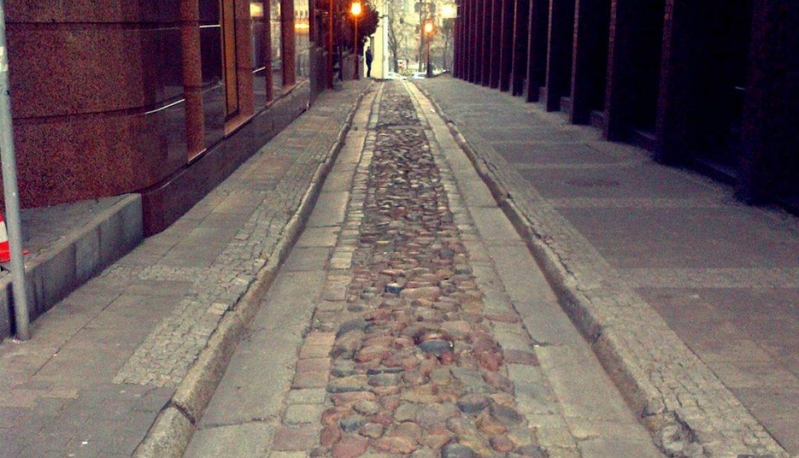 ulica Wysoka w Poznaniu