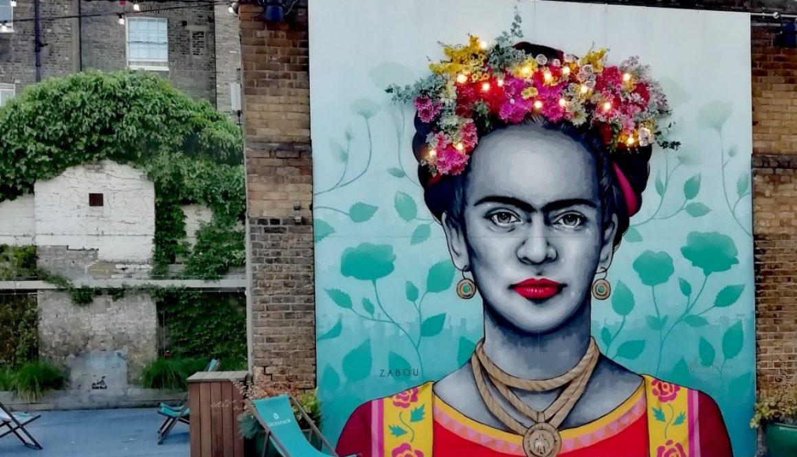 Frida Kahlo Belgravia London